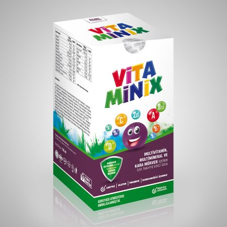 Vitaminix Şurup