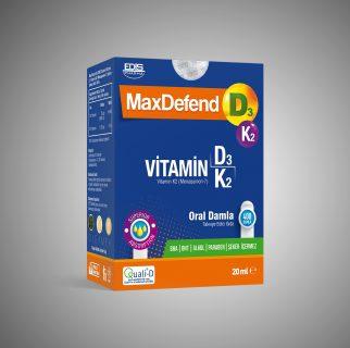 MaxDefend D3-K2